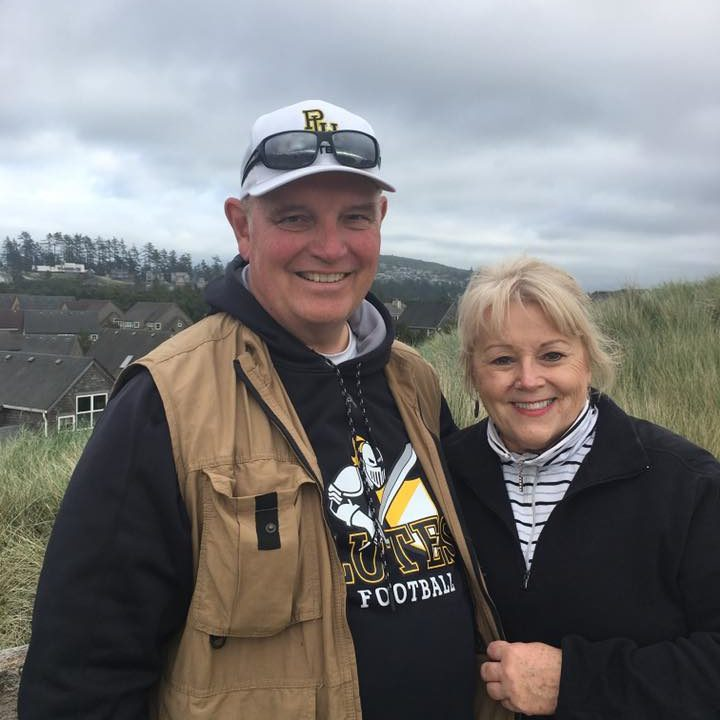 George and Donna Crace 2019